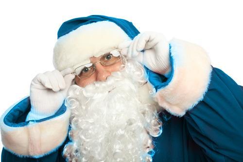 Blu Christmas