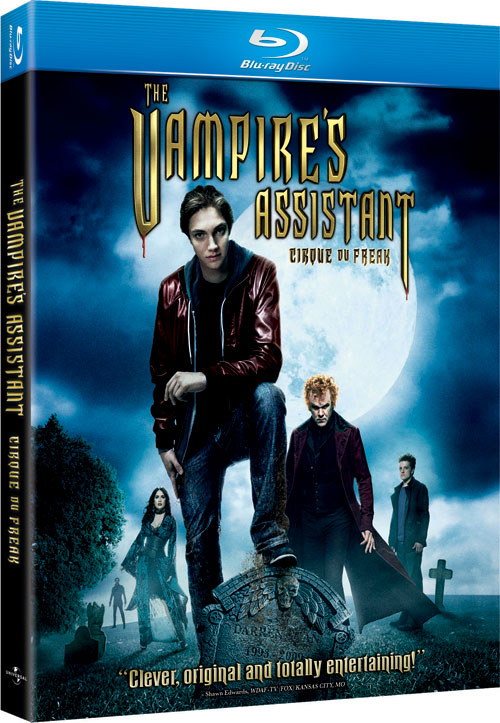 Cirque du Freak: Vampires Assistant