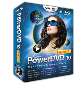 CyberLink PowerDVD packshot