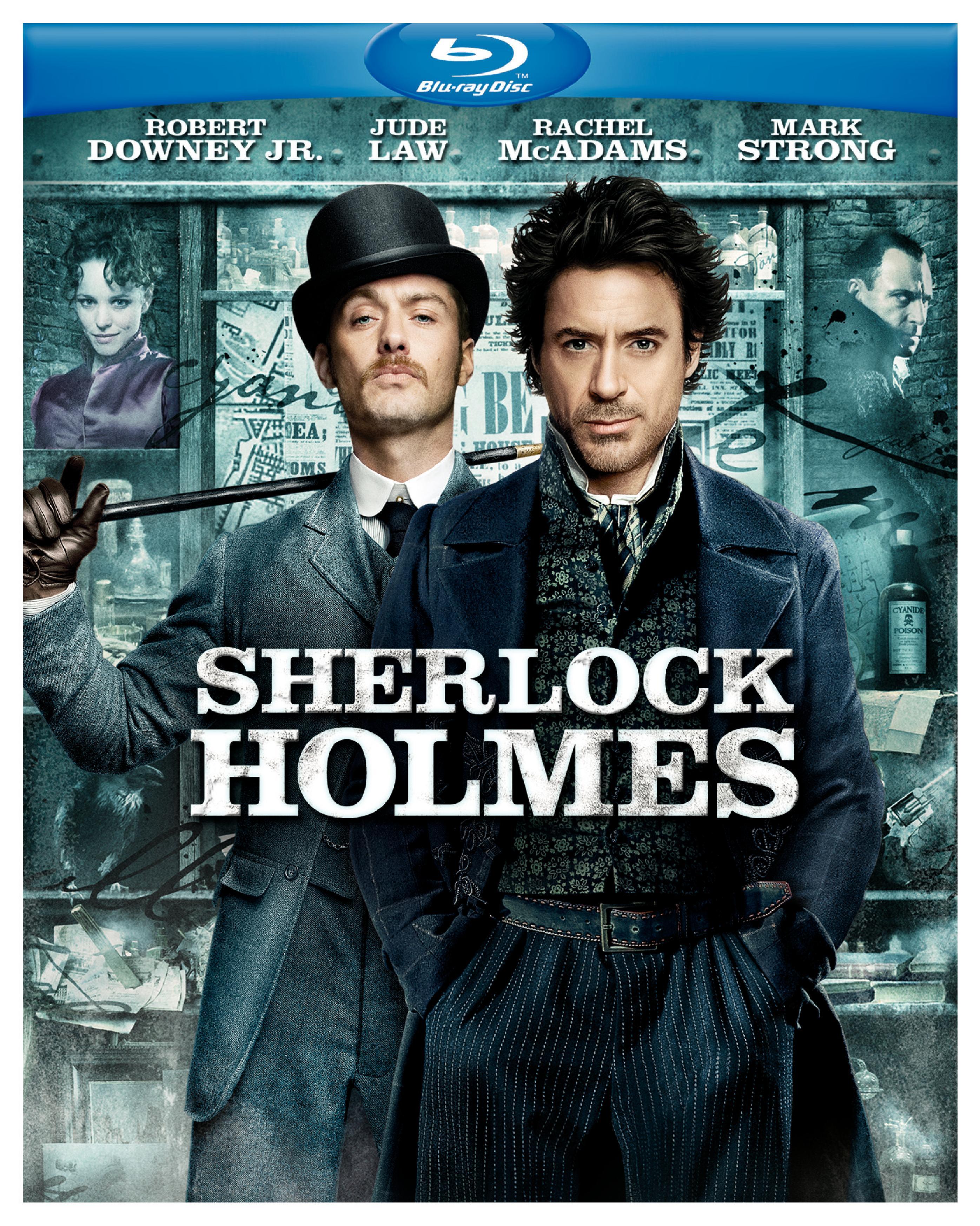 Sherlock Holmes | Blu-...