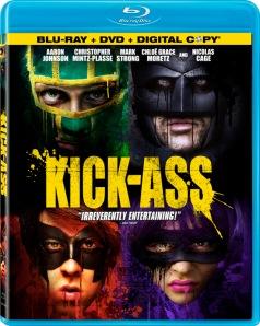 Kick Ass Blu-ray Disc