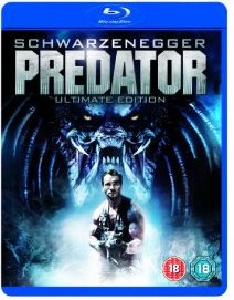 Predator Blu-ray Disc