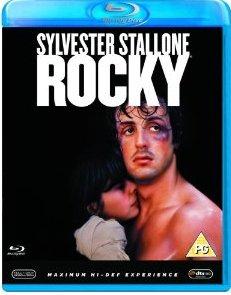 Rocky Blu-ray Disc