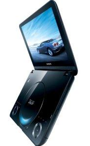 Samsung portable 3D Blu-ray player