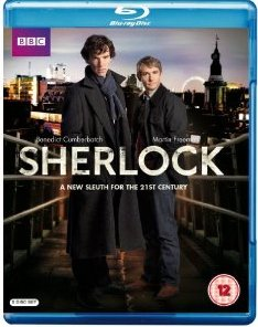 Sherlock Blu-ray Disc