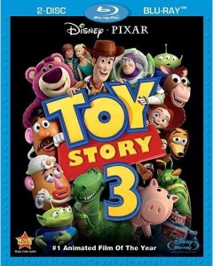 Toy Story 3 Blu-ray Disc