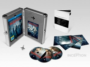 Inception Blu-ray image