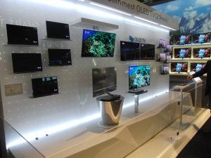 LG IFA booth