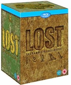 Lost The Complete Collection Blu-ray Disc