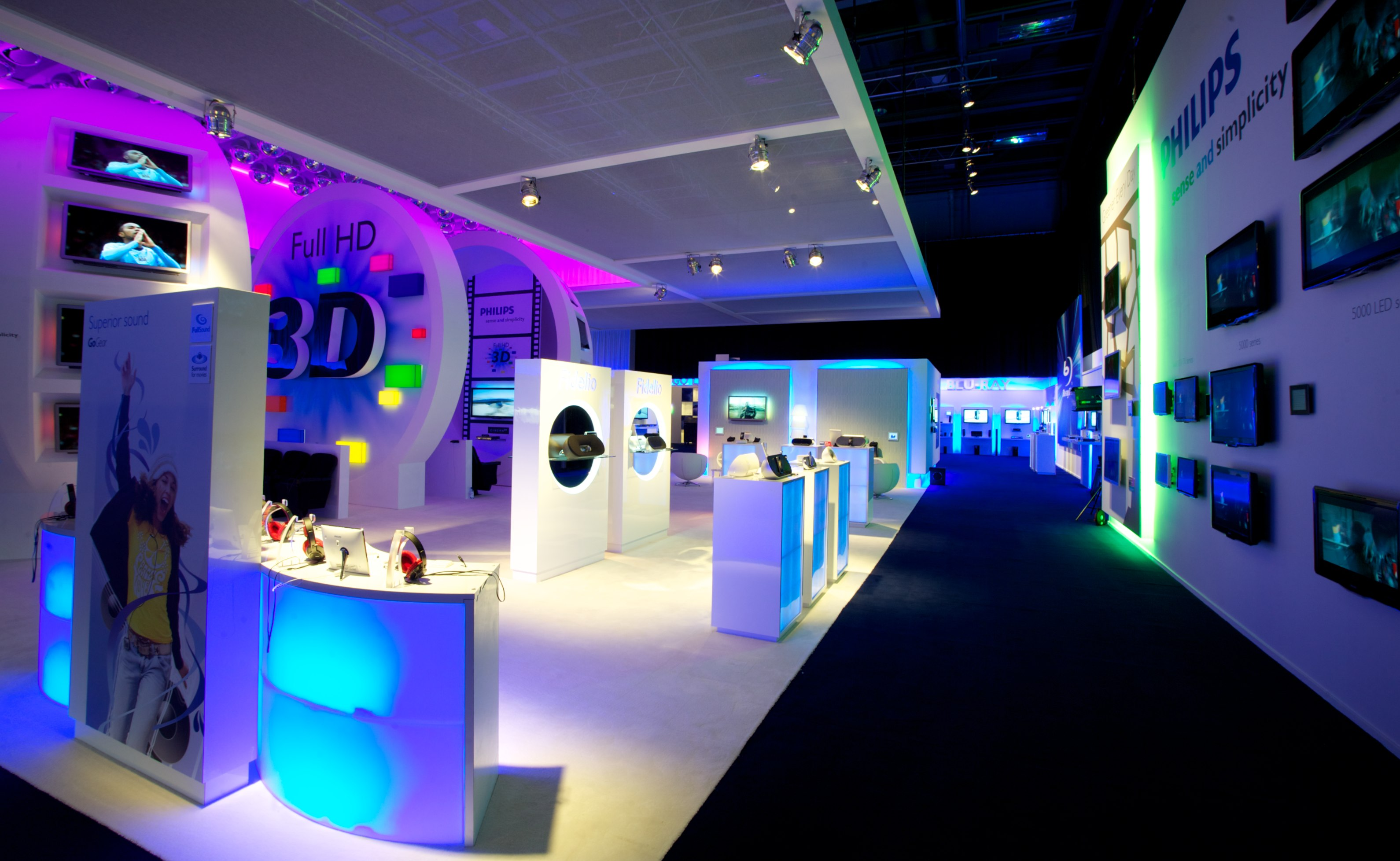 IFA 2010 in pictures | Blu-ray Disc Reporter