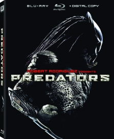 Predators Blu-ray Disc