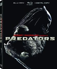Predators Blu-ray Disc