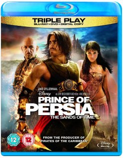 Prince of Persia Blu-ray Disc