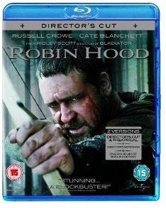 Robin Hood Blu-ray Disc